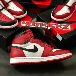 Jordan Shoes - AIR JORDAN 1 RETRO HIGH OG NRG HOMAGE TO HOME MENS